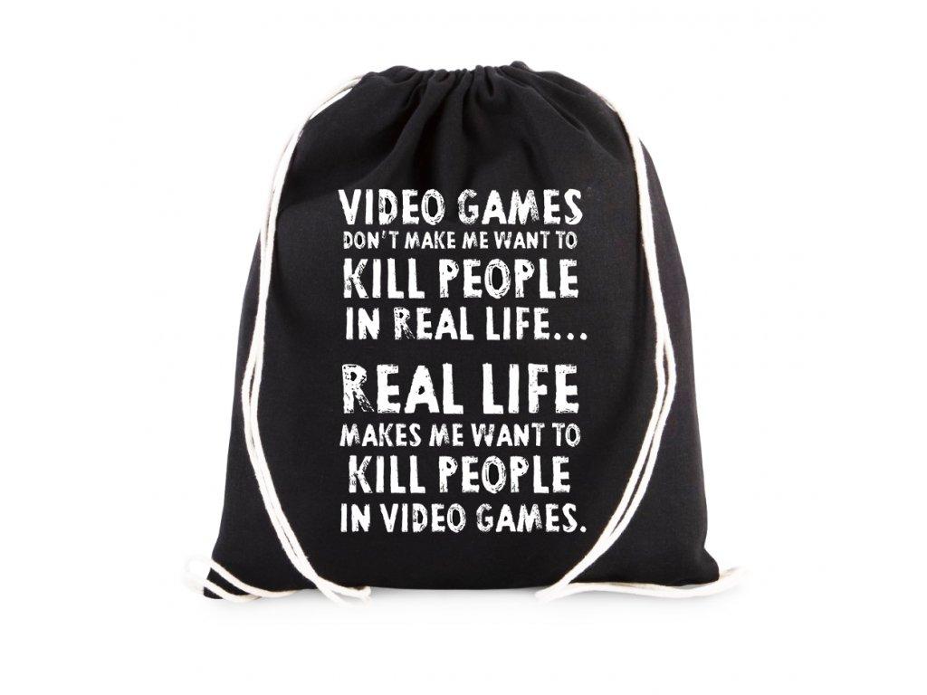 vak Video Hry Zabíjejí