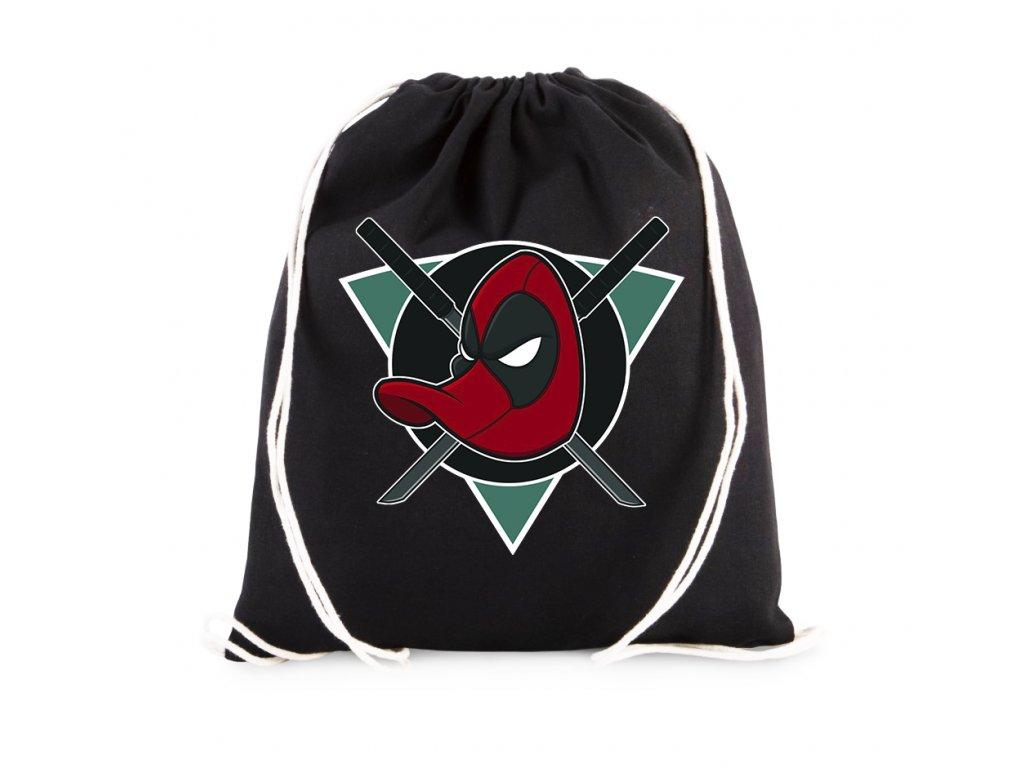 vak Anaheim Ducks Majestic Parodie Deadpool