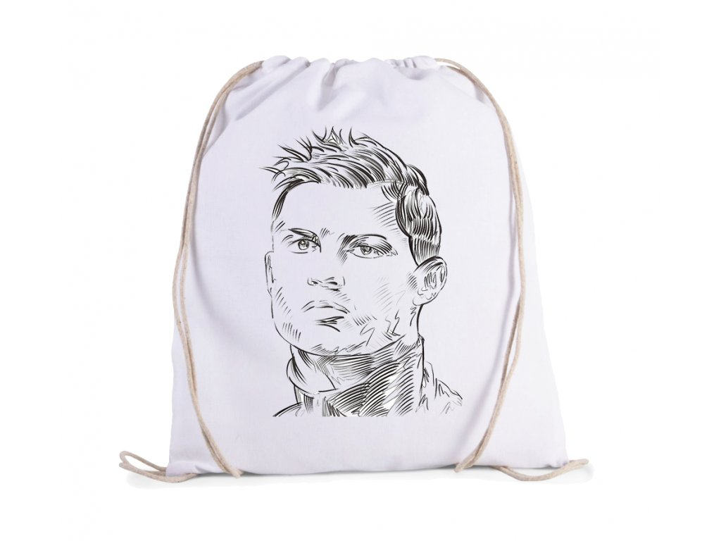vak Cristiano Ronaldo Obličej