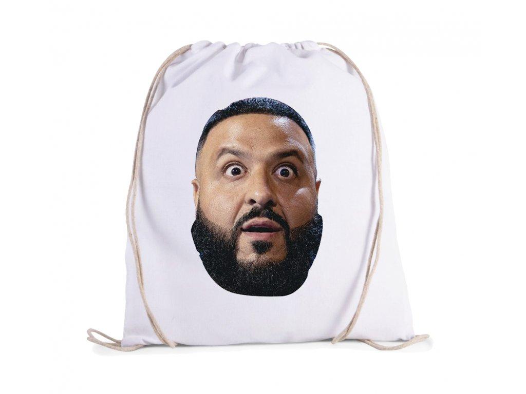 vak DJ Khaled Překvapený