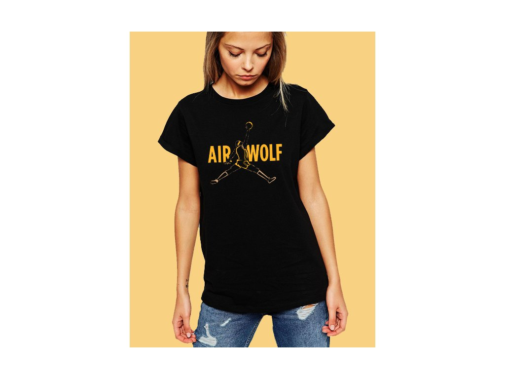 Dámské tričko Air Wolf