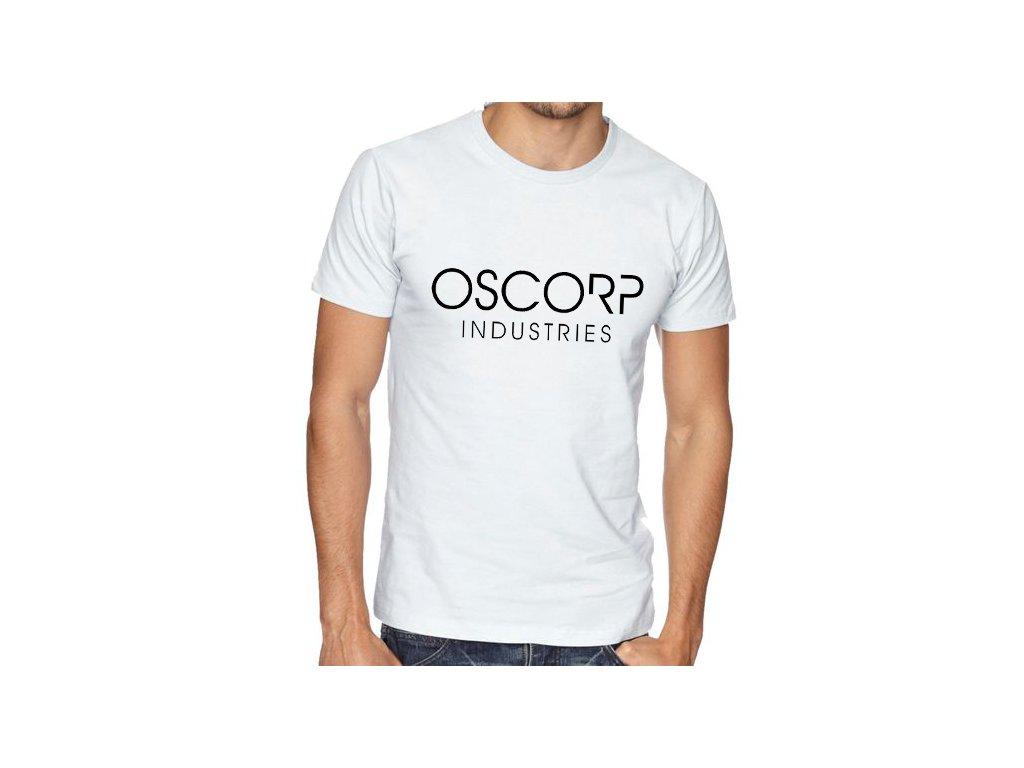 pánské tričko oscorp industries