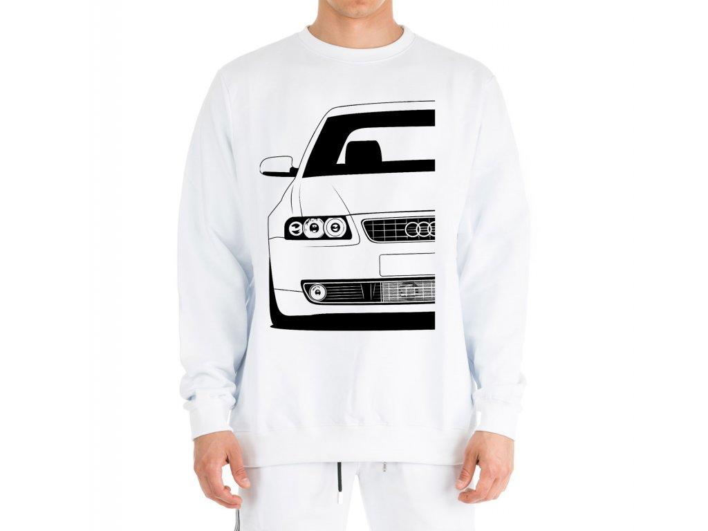 mikina bez kapuce Audi A3