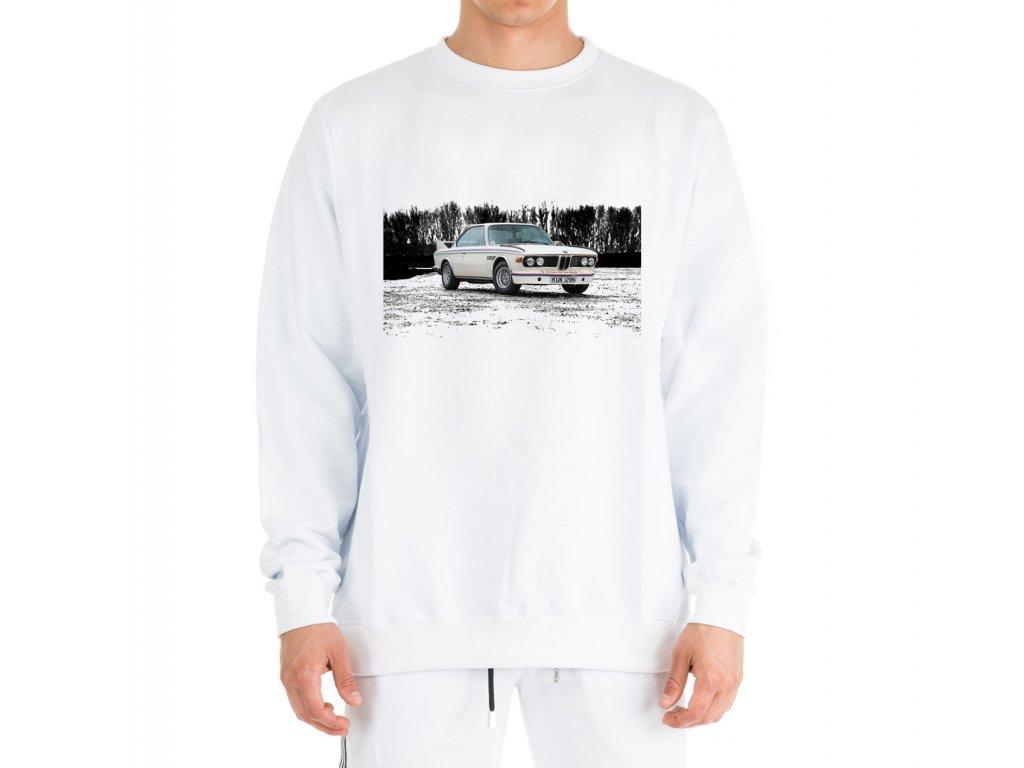 mikina bez kapuce BMW 3 CSL