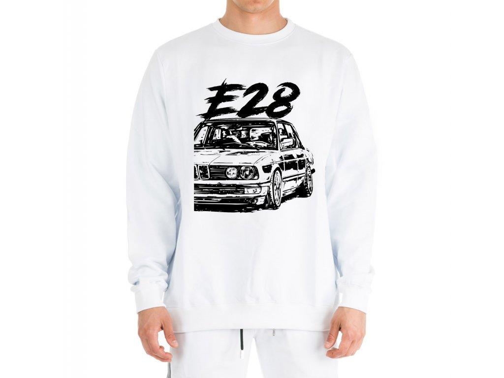 mikina bez kapuce BMW E28