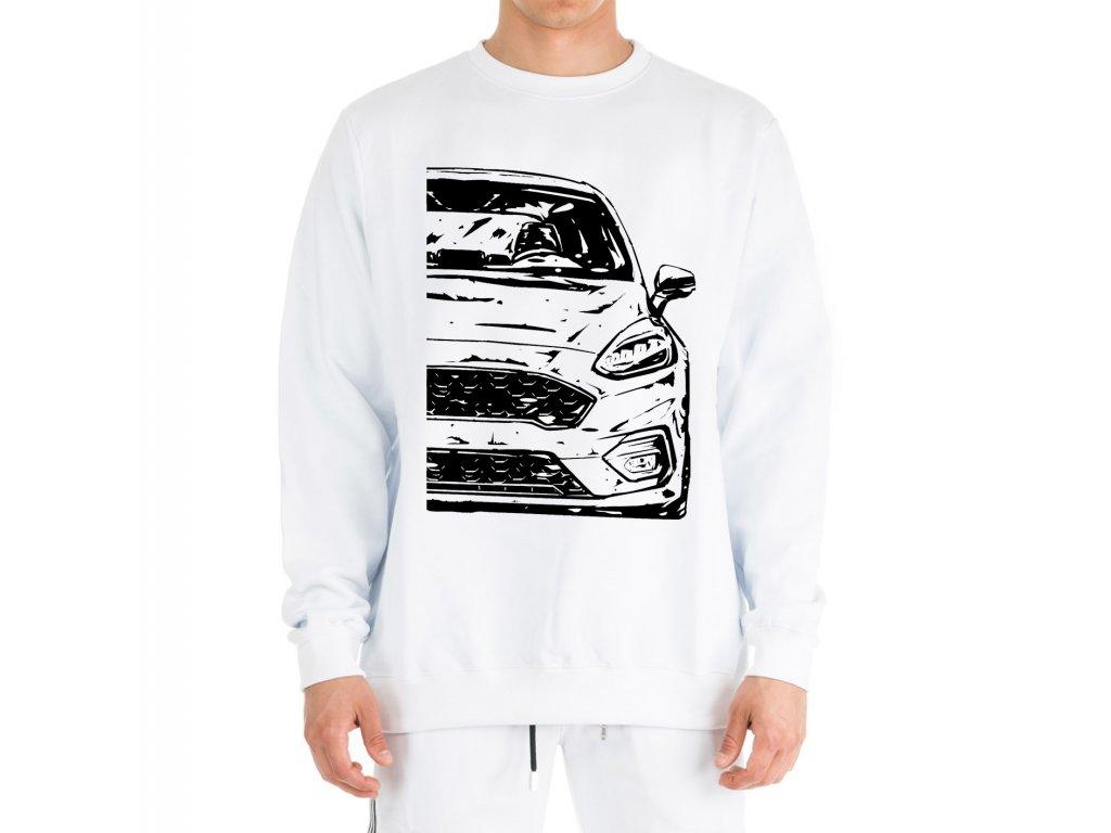 mikina bez kapuce Ford Fiesta