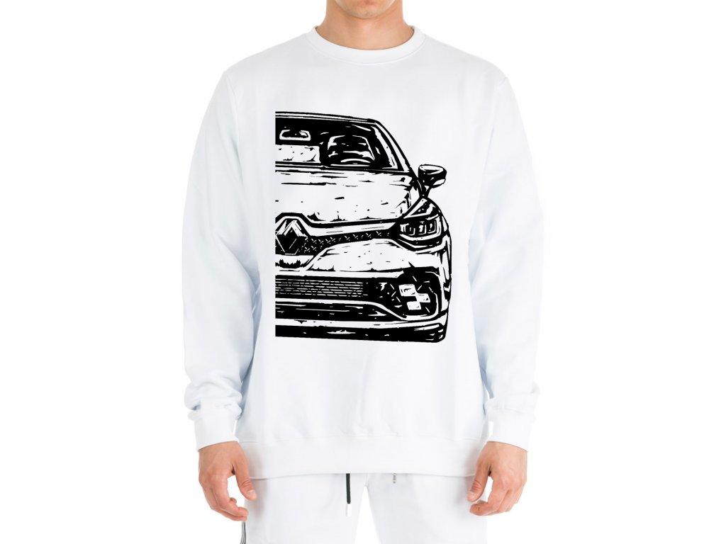 mikina bez kapuce Renault Clio