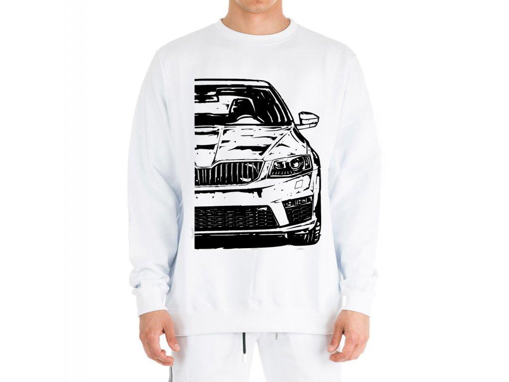 mikina bez kapuce Škoda Octavia