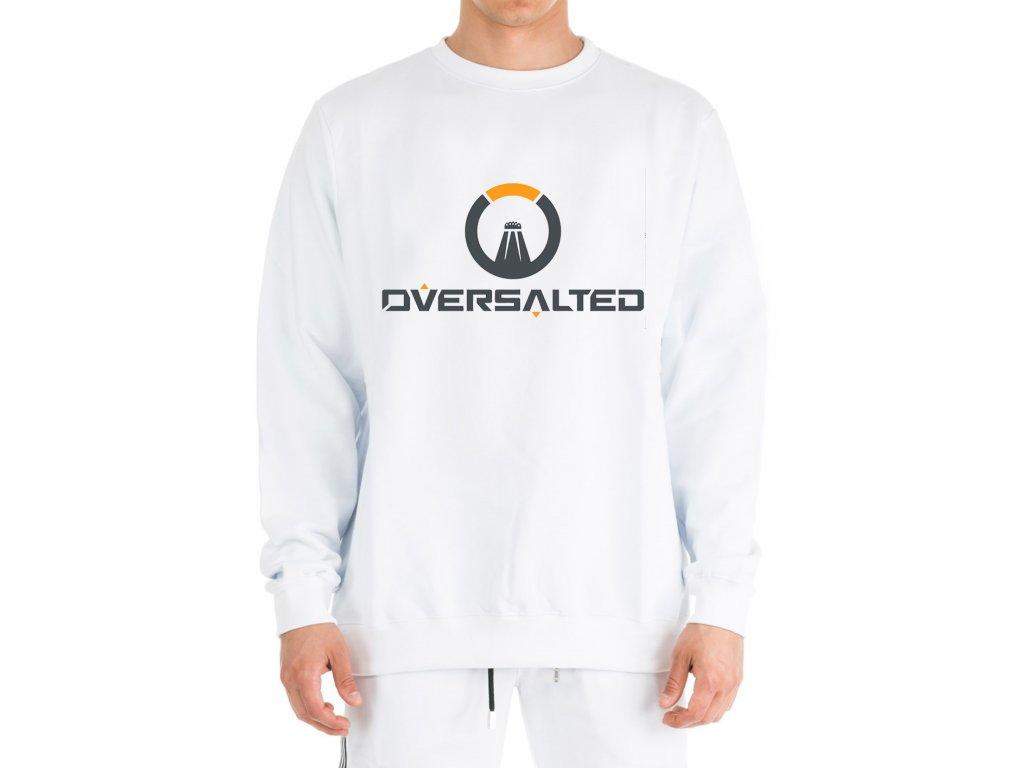 mikina bez kapuce Přesolené Parodie Overwatch