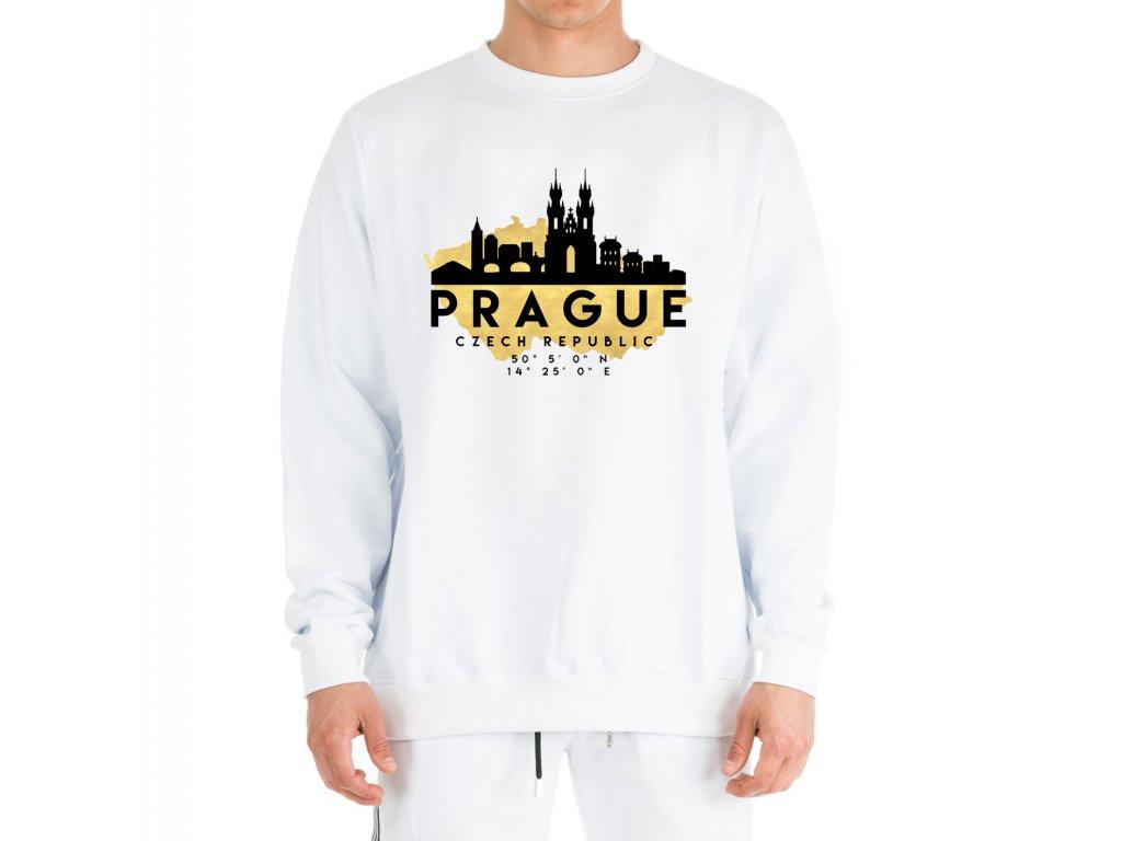 mikina bez kapuce Hlavní město Praha