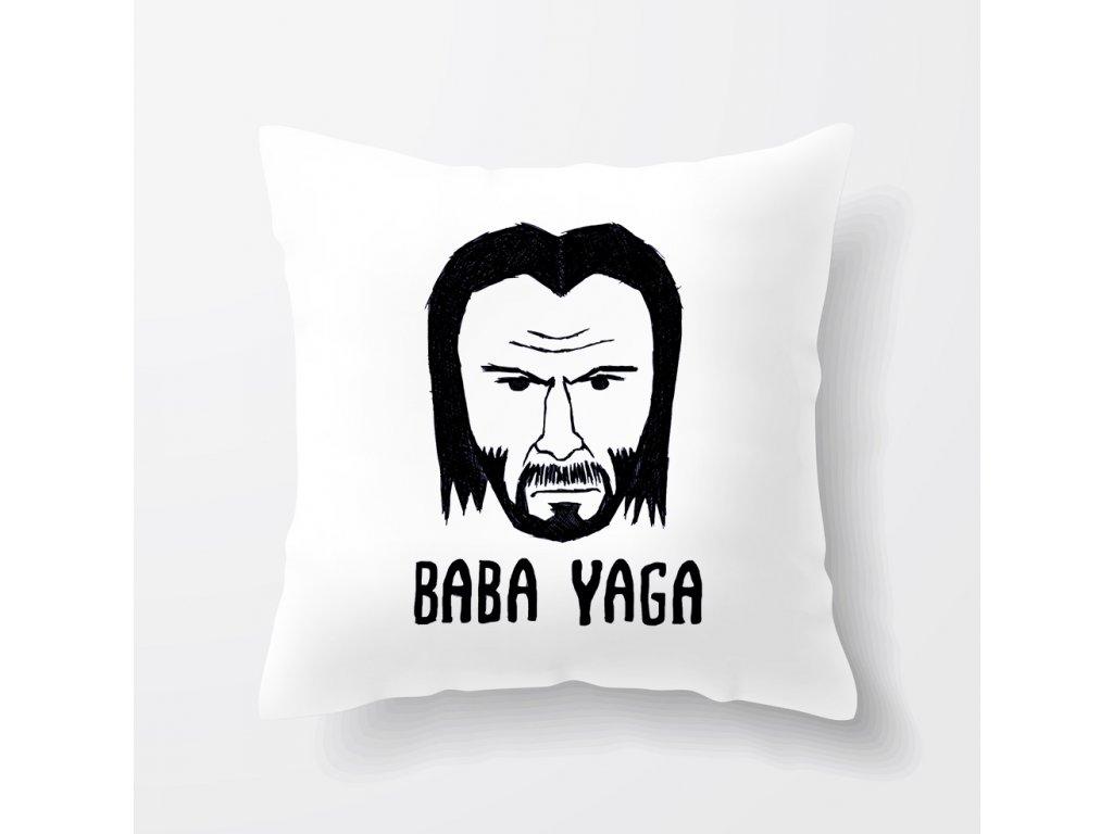 polštář John Wick Baba Yaga