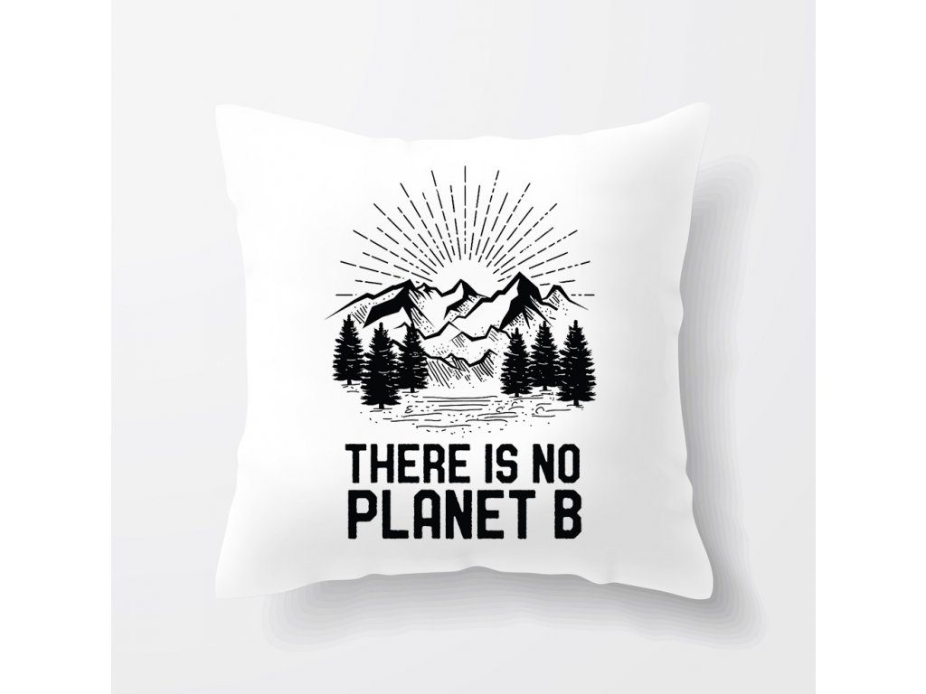 polštář Země Není tady planeta B