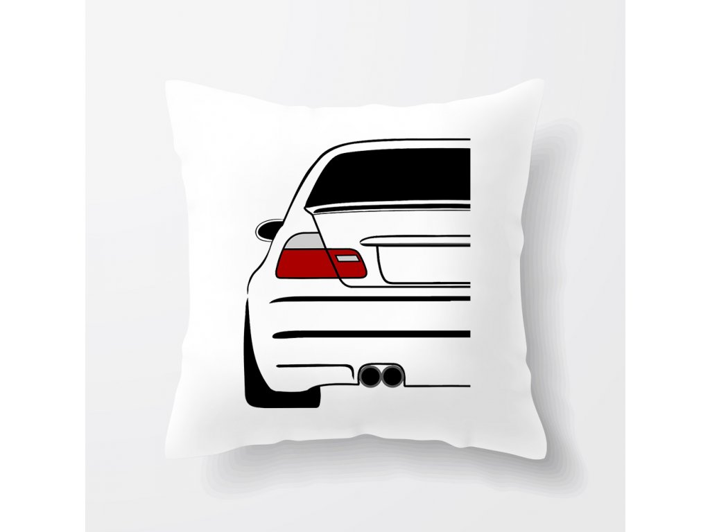 polštář BMW E46 Zadek