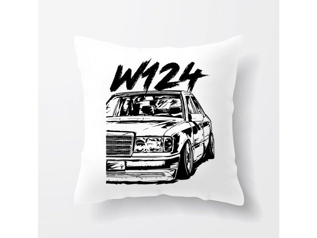 polštář Mercedes Benz W124