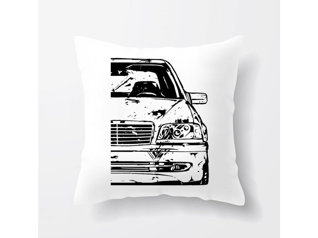 polštář Mercedes W202