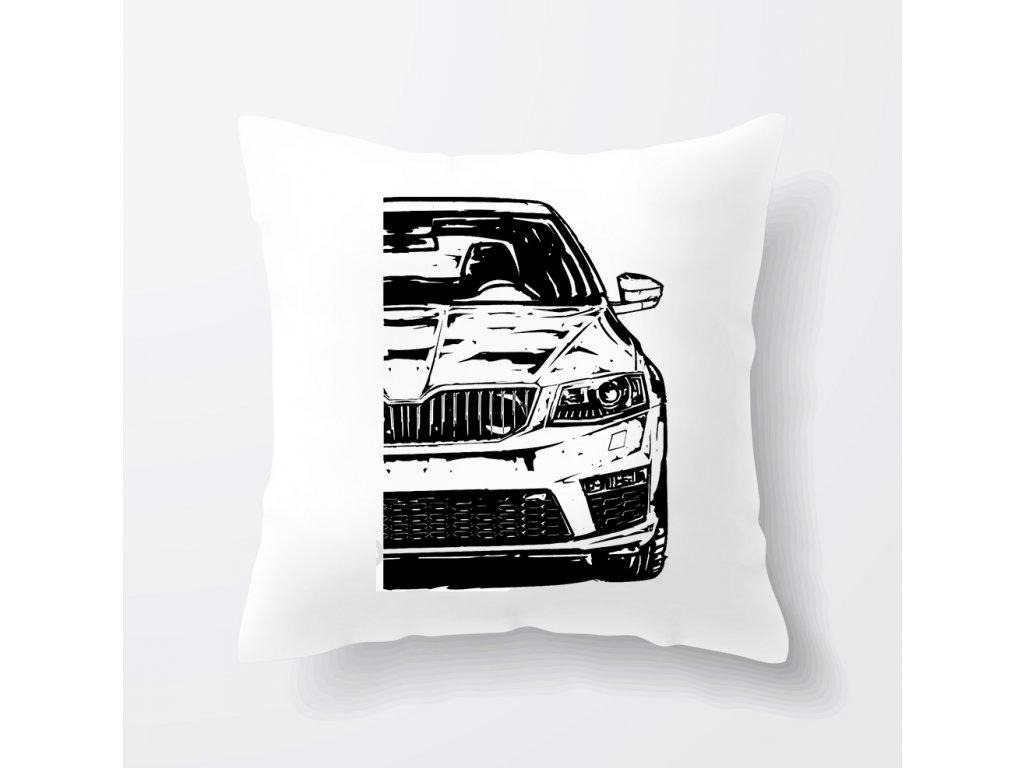 polštář Škoda Octavia