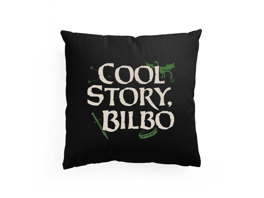 polštář Cool story Bilbo