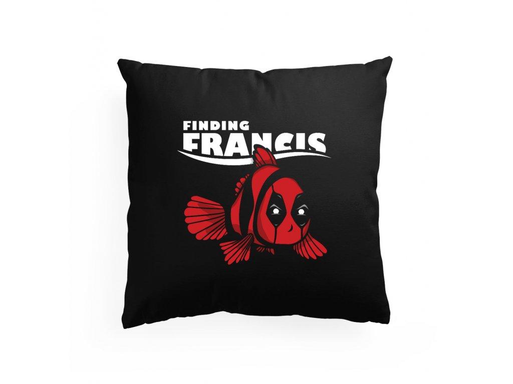 polštář Deadpool Hledá se Francis