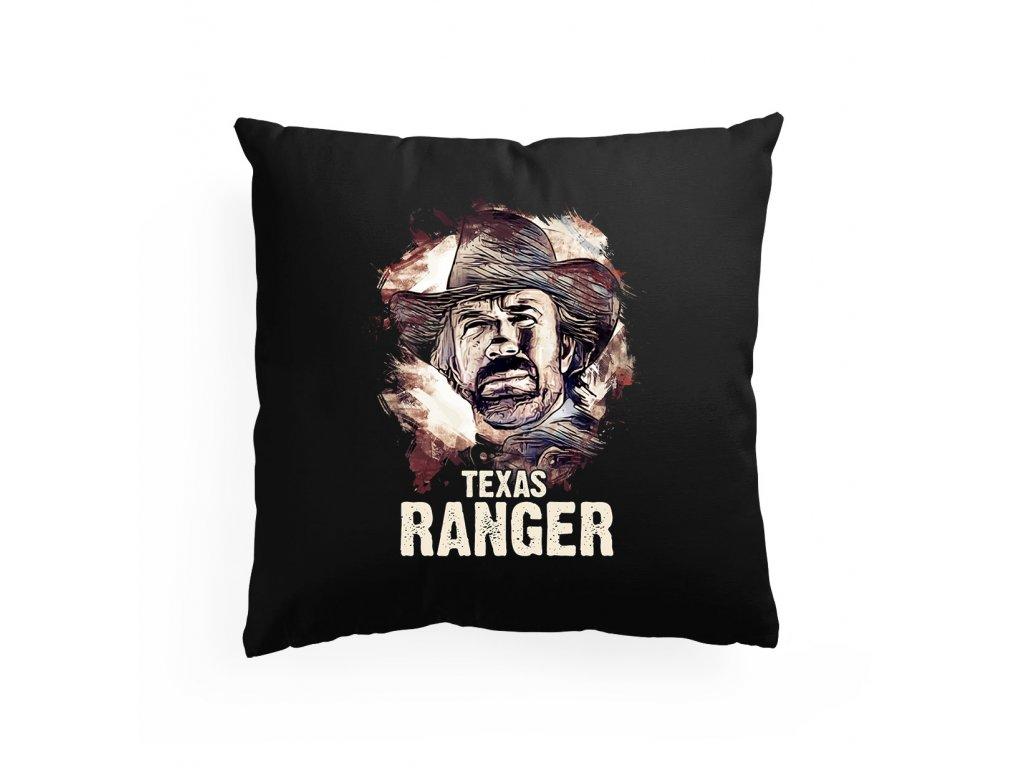 polštář Chuck Norris Texas Ranger