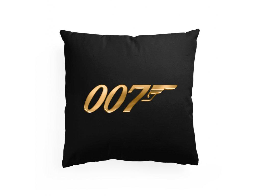 polštář James Bond 007