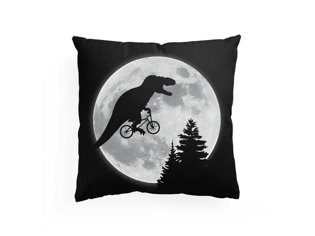 polštář t rex moon