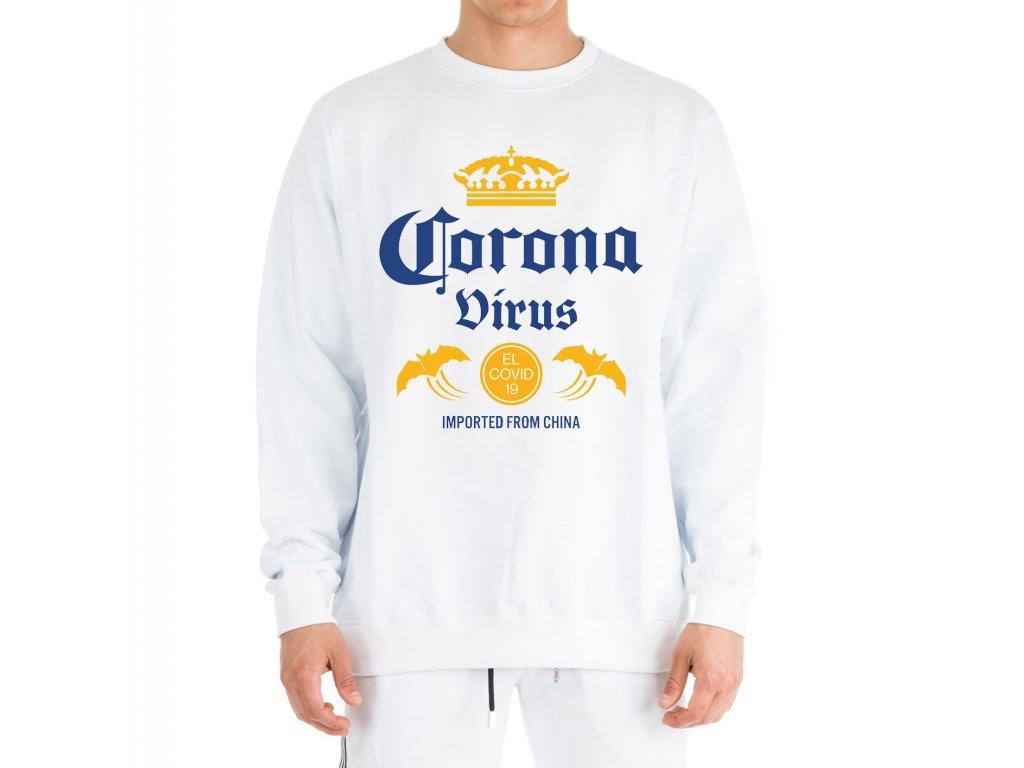 mikina coronavirus
