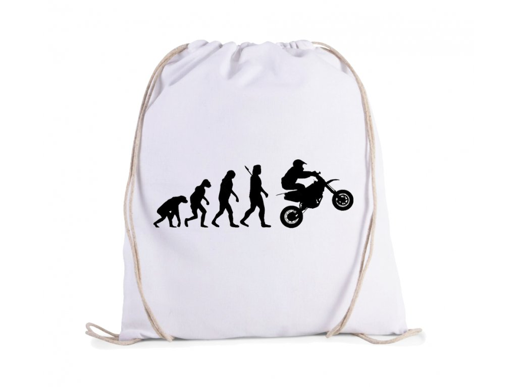 Vak Evoluce motorkář