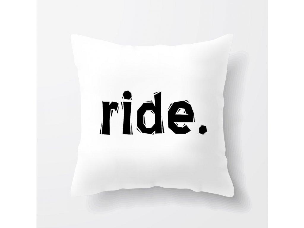 Polštář Ride