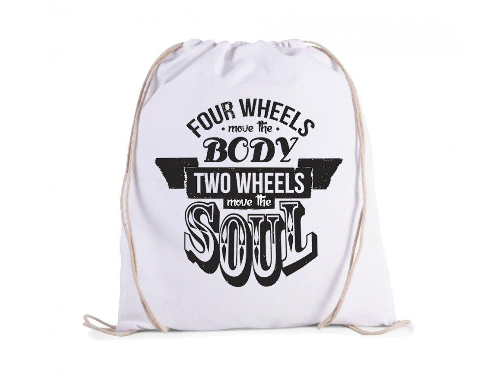Vak Motorkář 2 Kola pohnou duší