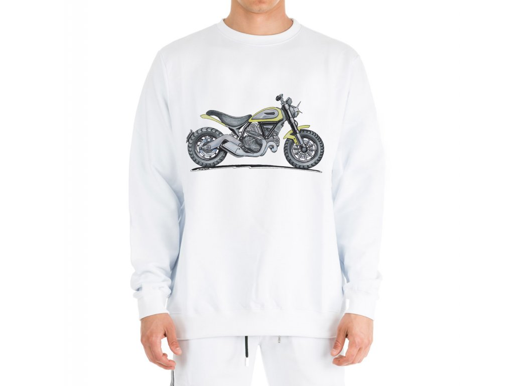 Mikina Ducati motorka
