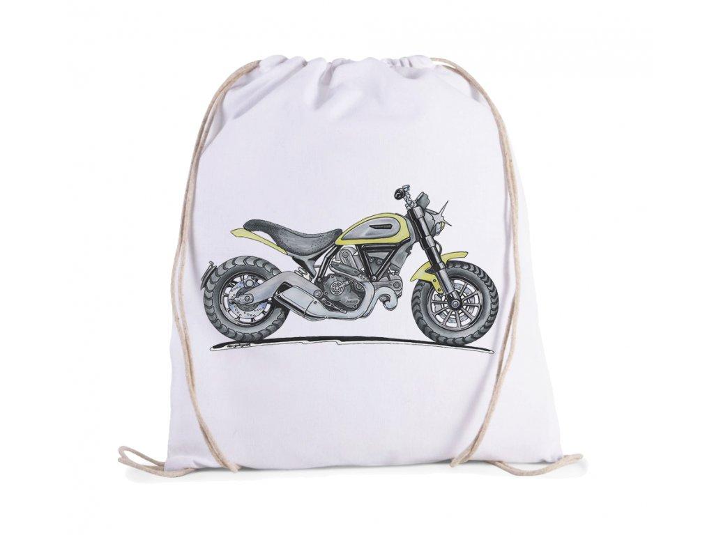 Vak Ducati motorka