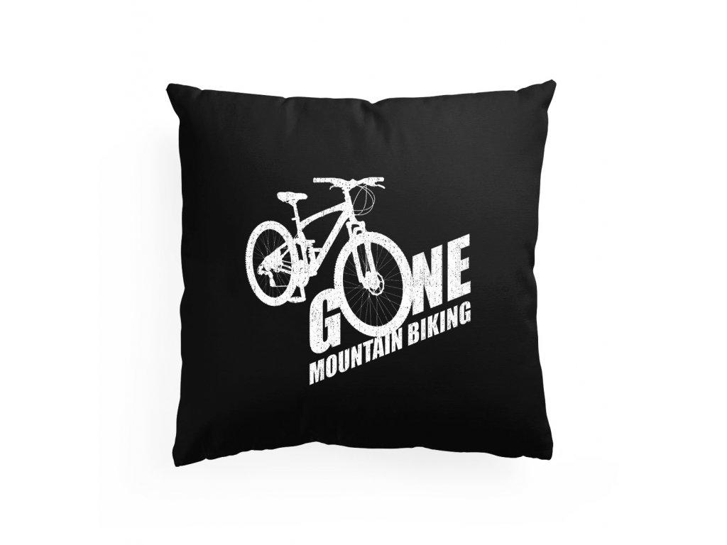 Polštář Horská jízda na kole
