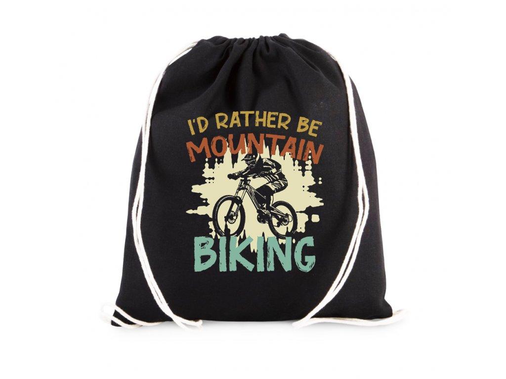 Vak Raději budu jezdit na kole