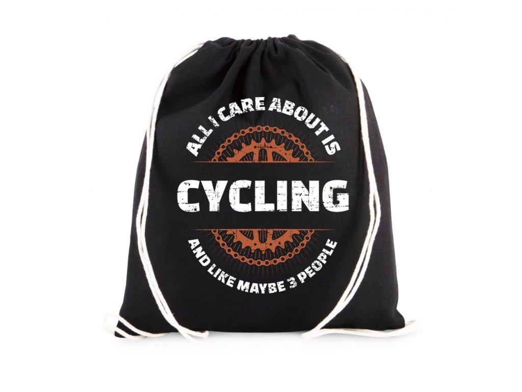 Vak Vše co mě zajímá je cyklistika
