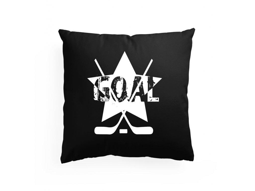 Polštář Hokej Goal