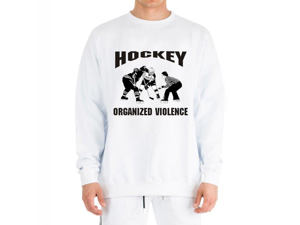Mikina Hokej organizované násilí