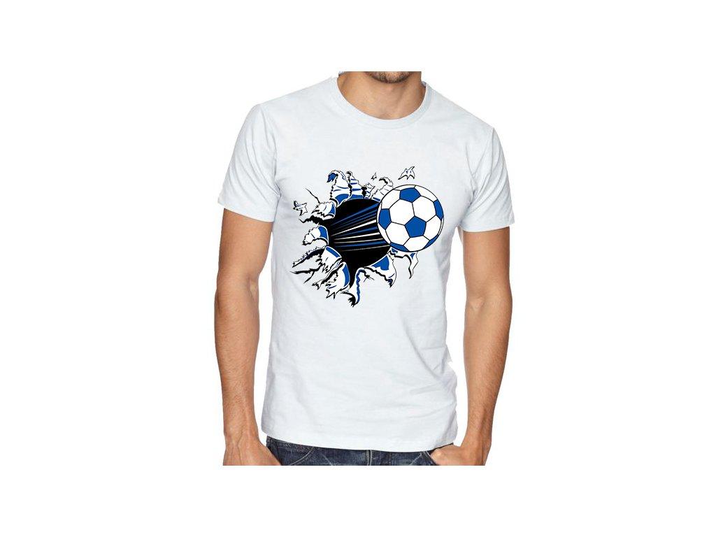 Pánské tričko Fotbalový míč