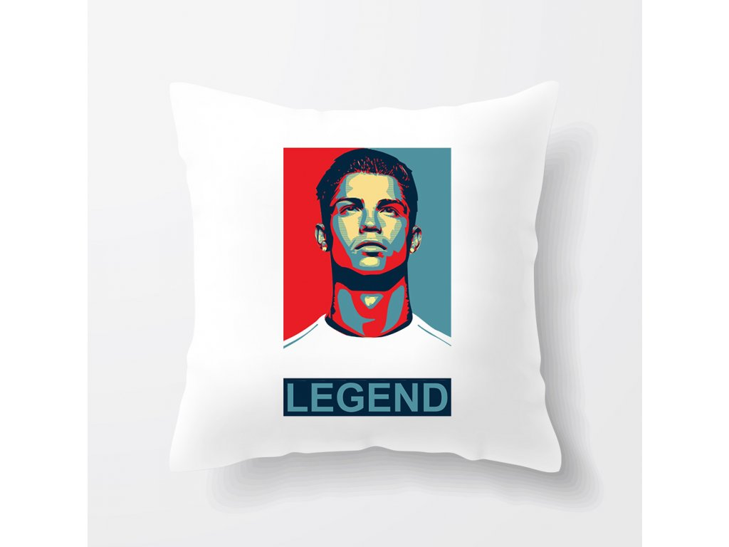 Polštář Ronaldo Legenda