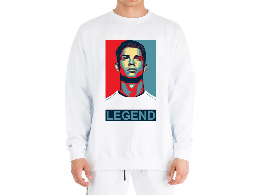 Mikina Ronaldo Legenda