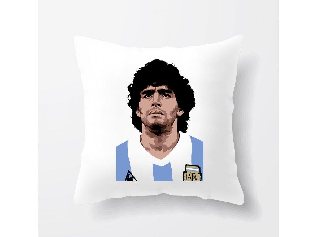 Polštář Maradona