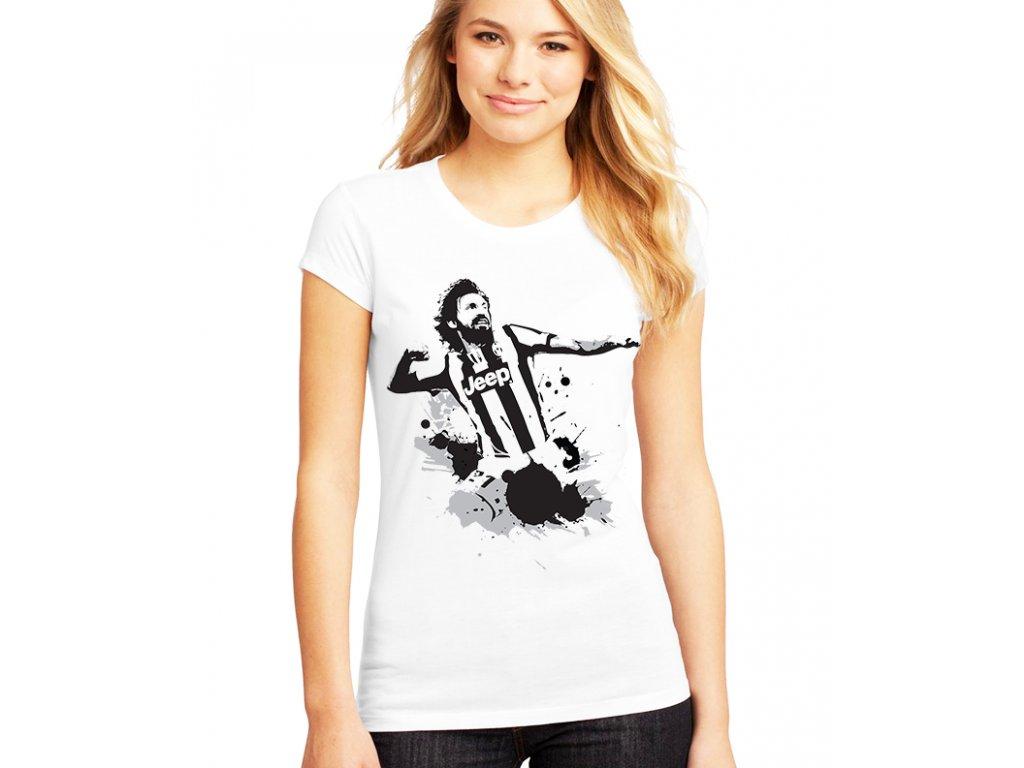 Dámské tričko Andrea Pirlo