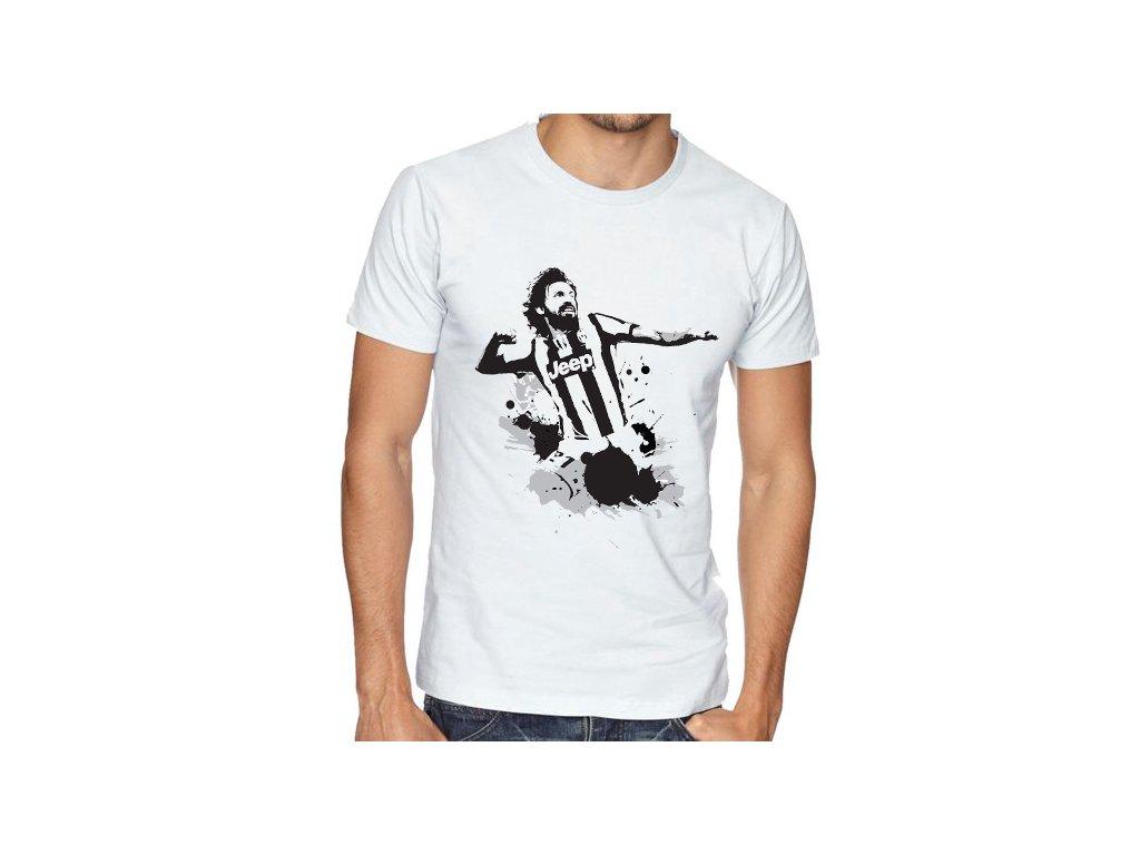 Pánské tričko Andrea Pirlo