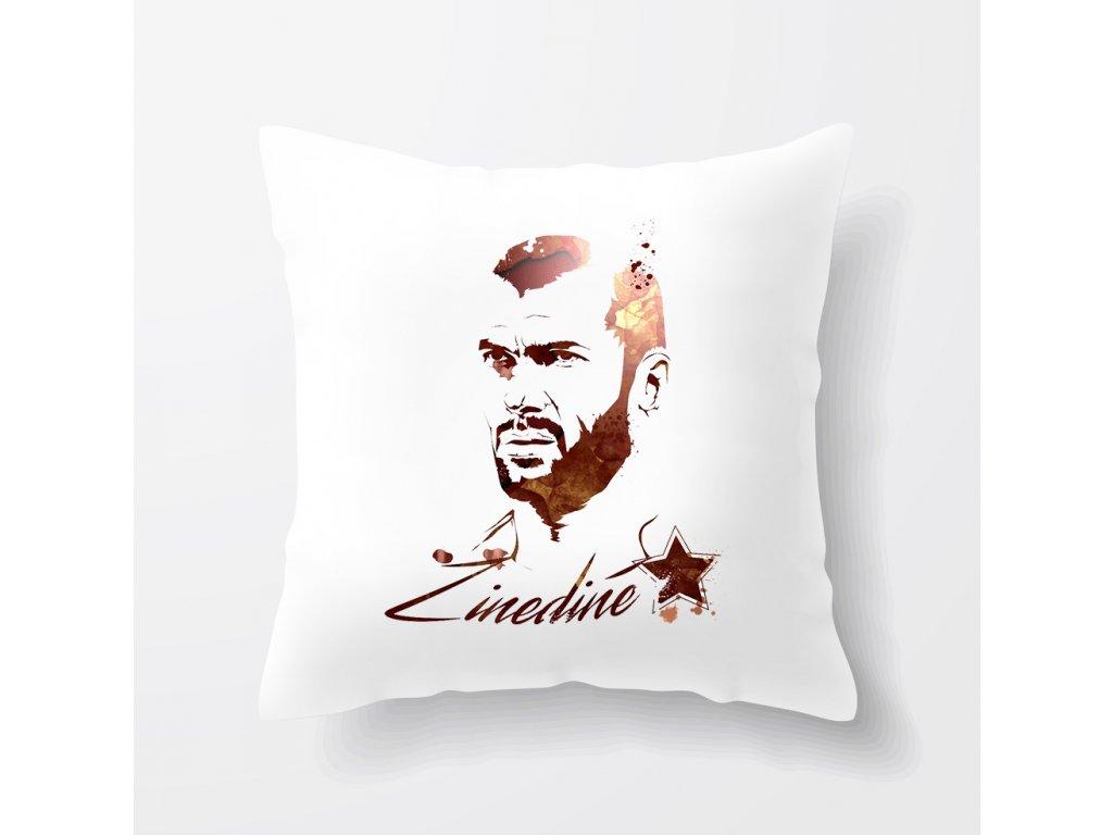 Polštář Zidane