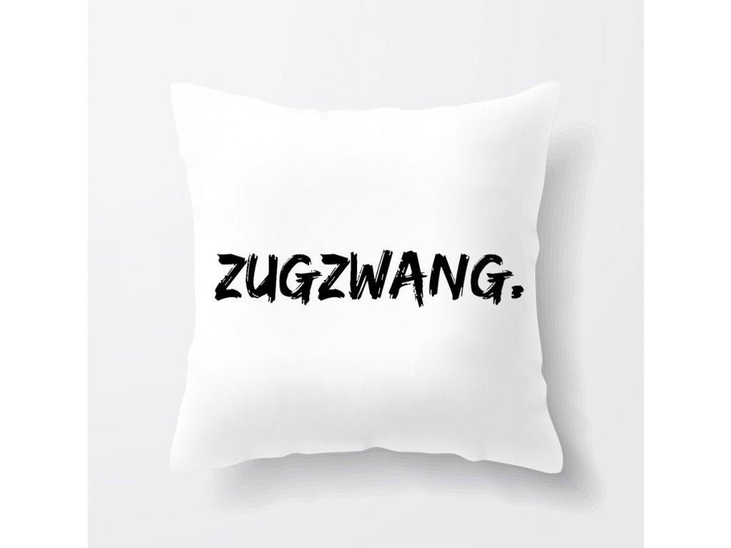 Polštář Šachy Zugzwang