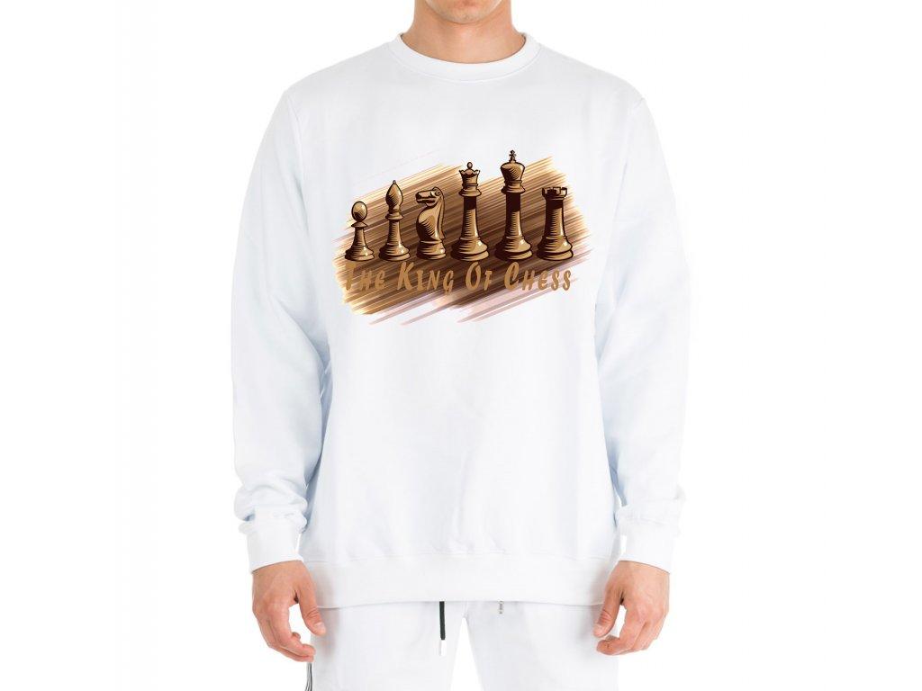 Mikina Král šachu