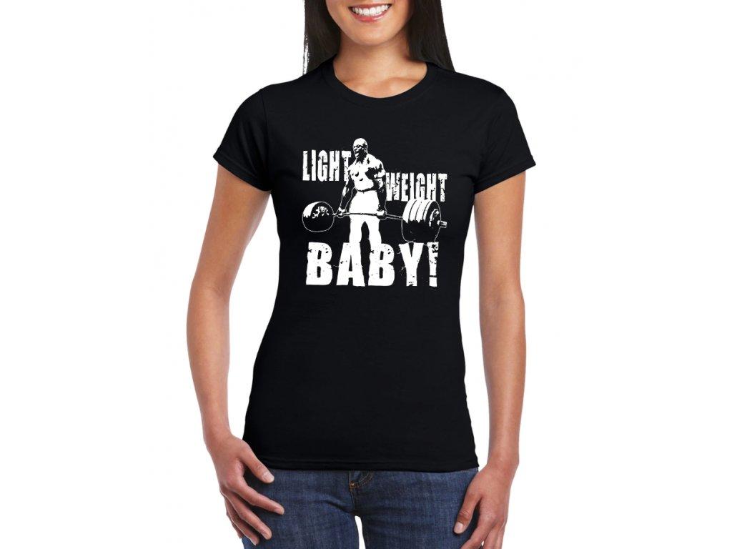 Dámské tričko Ronnie Coleman
