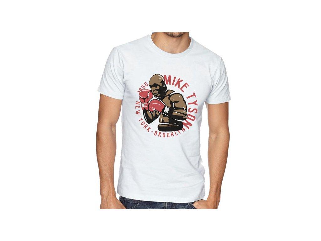 Pánské tričko Mike Tyson legenda