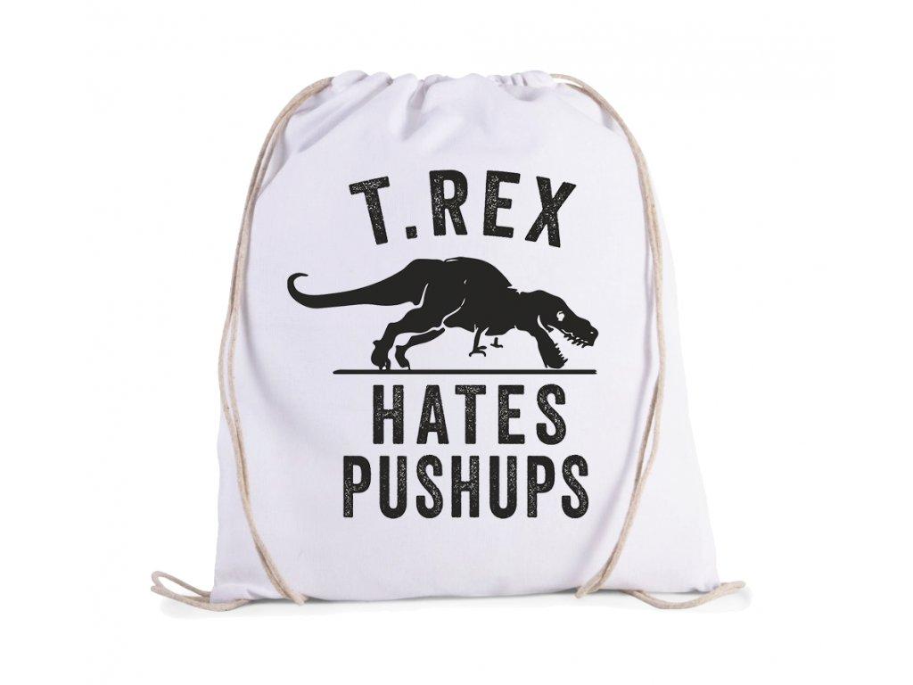 Vak Tyranosaurus nesnáší kliky
