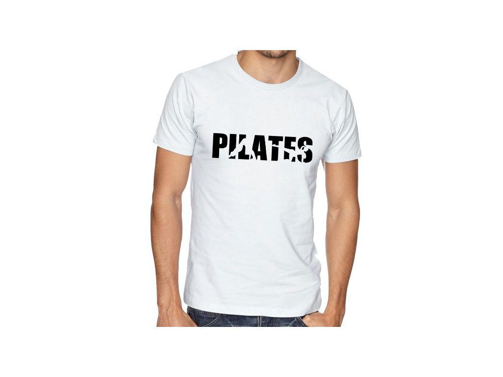 Pánské tričko Pilates
