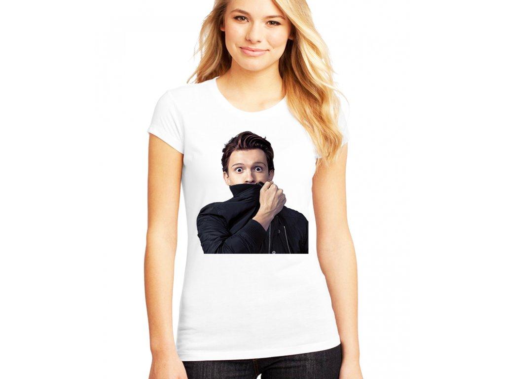 Dámské tričko Tom Holand